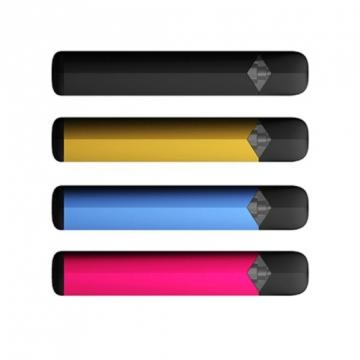 2020 New Arrival Vaping Product 9 Different Types Poshing Plus Disposable Electronic Cigarette
